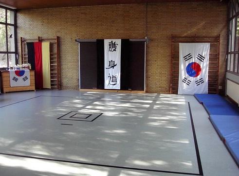 דוג'אנג - Dojang
